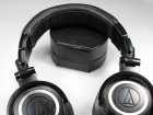 Audio-Technica ATH-M50 custom handcrafted genuine leather headband